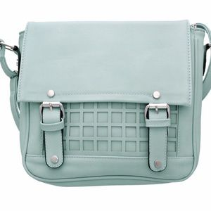 Final Price!⭐️Cool Glacier Color Square Crossbody